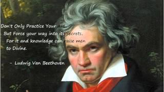 Watch Beethoven An Die Freude Ode To Joy video