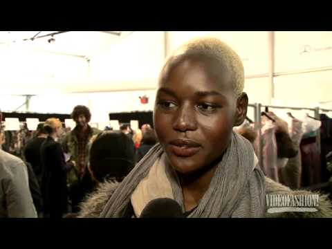 Ajak Deng - Model Profile - Videofashion