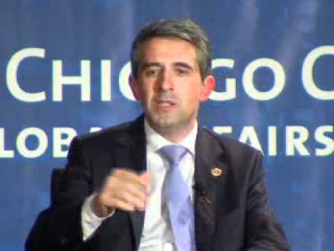 2012 Young Atlanticist Summit - Discussion with Bulgarian President Rosen Plevneliev