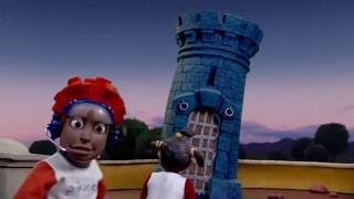 LazyTown S02E05 La tour hantée
