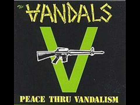 Vandals - Vandals, The - Anarchy Burger