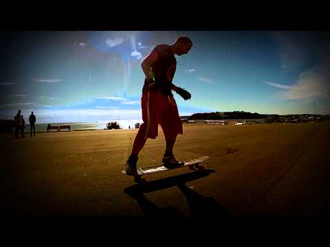 Longboarding: Kamane