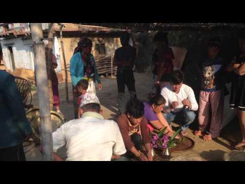 Subha Bibaha Nana Tara Rai 2071jeht 11 Gate  By Gyanu Chamling. video