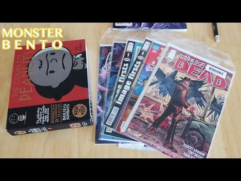 Midtown Comics Haul Unboxing #4 (Peanuts, Afterlife with Archie, Image Comics)