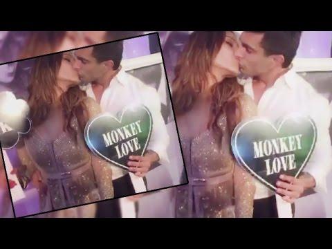 Karan Singh Grover KISSES Bipasha Basu At Wedding Reception