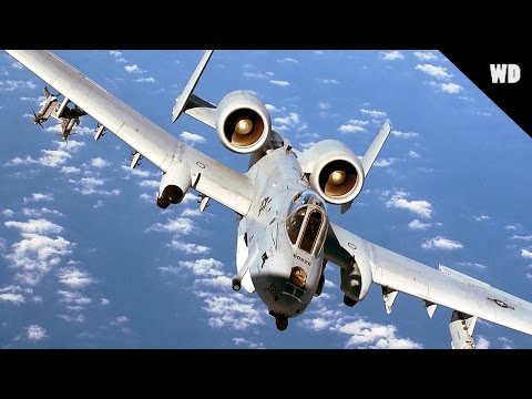 A 10 Thunderbolt II - Fact File