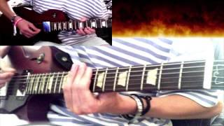 Download Lagu My Darkest Days - Every Lie (Guitar Cover) [ LucasCMusic ] Gratis STAFABAND