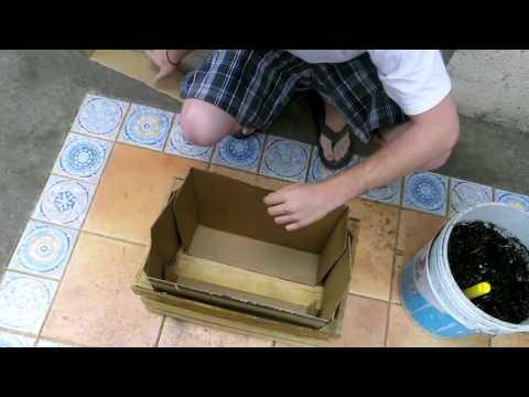 Como hacer una composta casera youtube for Como construir una biopiscina