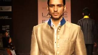 MANISH MALHOTRA for  Lakme Fashion Week SR 2013