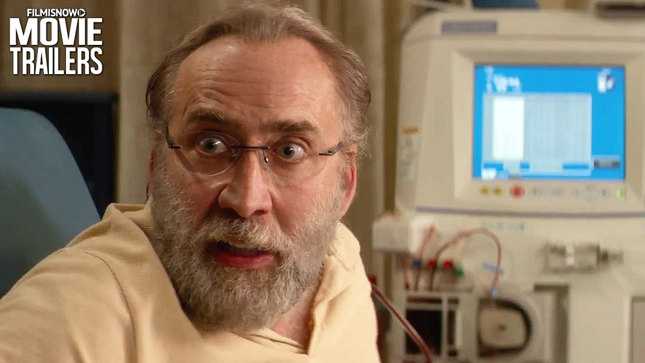 Nicolas Cage Hunts Bin Laden in Larry Charles' ARMY OF ONE Trailer