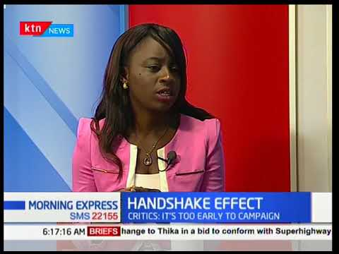 Who Are The Beneficiaries Of The Uhuru-Raila Handshake?