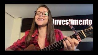 download musica Investimento - Matheus e Kauan Thayná Bitencourt - cover