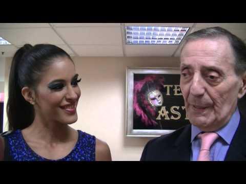 Tristán: Celeste Muriega será una primera gran vedette