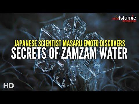 Secrets of zamzam water thumbnail