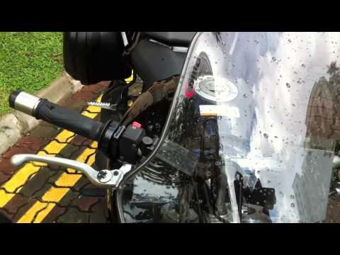 2010 Yamaha FZ1-S 2011 Update