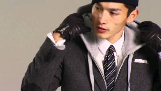 H&M Lookbook Men Autumn 2012