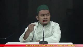 Apa Itu Islam? Oleh Ustadz Oman Suratman, Lc