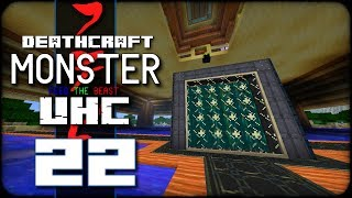 DeathCraft Monster UHC SMP - S2 Ep 22 - Movin' On Down!