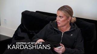 KUWTK   Kris Jenner Surprises Khloé Kardashian With Dozens of Doughnuts   E!