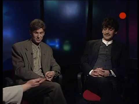 Владимир Вишневский и Андрей Кнышев в «Ночном полете»