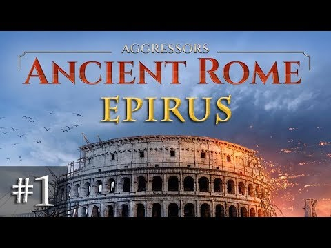 Let's Play Aggressors Ancient Rome #1: Kampf um Sizilien (Epirus)