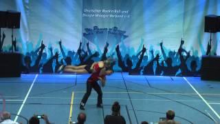 Laura Zellhuber & Patrick Jobst - Hupfadn Turnier 2015