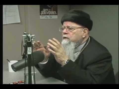 TalkingStickTV - Archbishop Elias Chacour - Palestinian-Arab-Christian-Israeli
