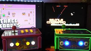 Special Editions Ms. Pac Man and Galaga