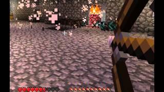 Два брата играют в Майнкрафт #3  Батлл в замке.(серия1)