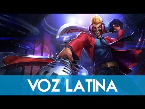 League of Legends | Voz Latina Draven Horario Estelar