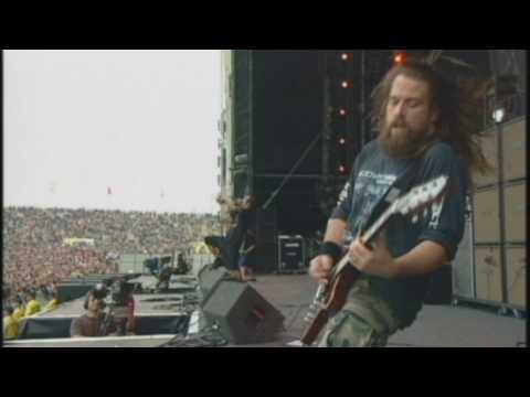 Lamb Of God - Now You've Got Something to Die for (Live @ Download 2007)