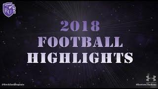 2018 Football Highlights