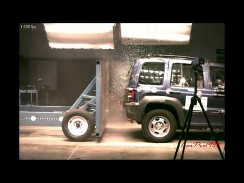 Jeep NHTSA Crash Test Compilation (1978-2014)