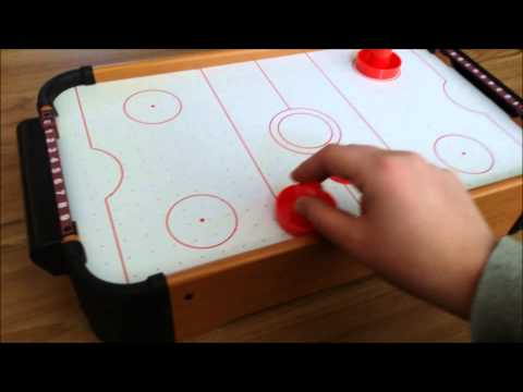 my Mini Air Hockey Table Game