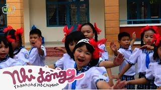 Bài hát lớp 3: Chị ong nâu và em bé - Trường TH Lê Đức Thọ, Q. Gò Vấp