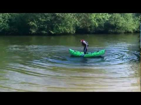 Kayak sevylor tahiti plus pro