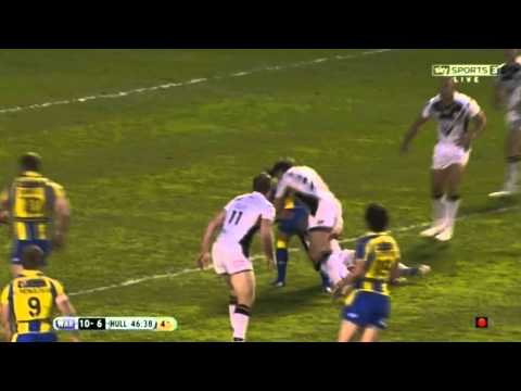 Warrington v Hull FC