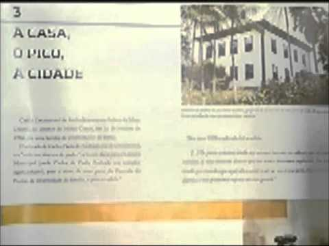 Exposição itinerante de Carlos Drumond de Andrade é lançada em Ituiutaba