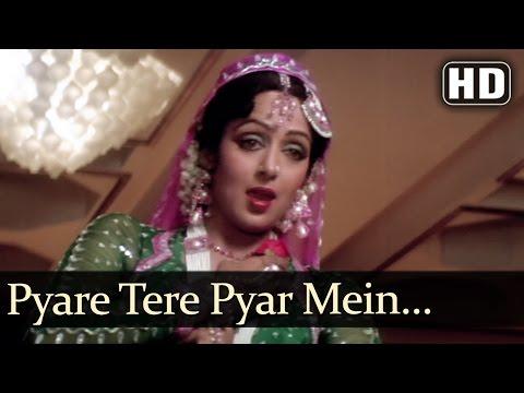 Nastik - Pyare Tere Pyar Mein Lut Gaye Hum - Amit Kumar - Asha...