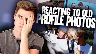 Reacting To Old Profile Photos