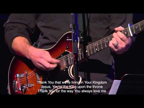 Bethel Music Moment: Nothing Holding Me Back (Spontaneous) - Jeremy Riddle