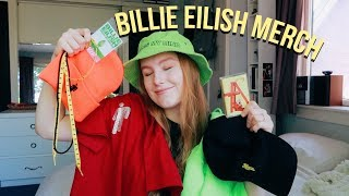 Billie Eilish Merch Collection (HUGE)