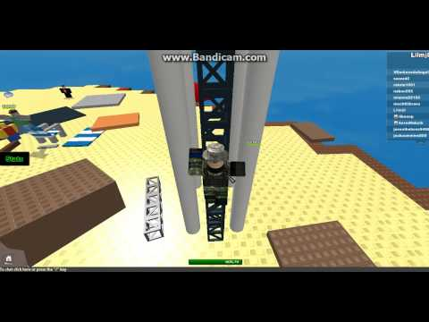 Let's Play: Roblox Natural Disaster Survival Part 2