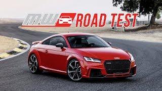 2018 Audi TT RS   Road Test