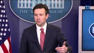 Ethiopia - White House Press Secretary Answers A Question Regarding The Drought In Ethiopia.