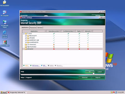 Kaspersky Internet Security 2009 Prevention Review