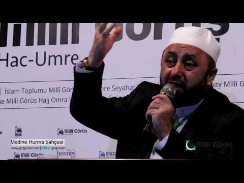 IGMG Reisen 2017 Aralik Umresi.. Medine  Ömer Döngeloğlu