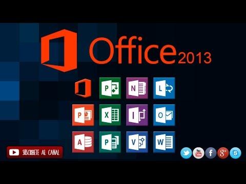 Office Professional Plus 2013 de 32 y 64 bits para windows 8 Pro rápido y explicado paso a paso