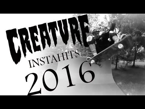 Creature InstaHits  2016