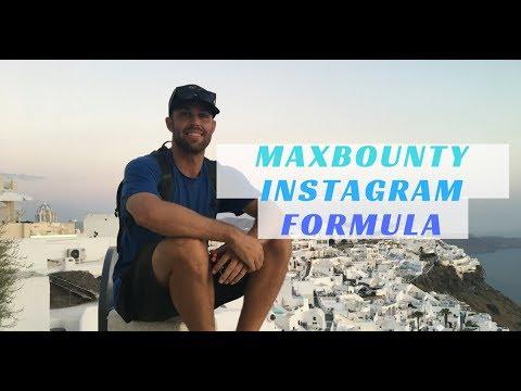 MaxBounty Affiliate Marketing | Best Instagram Strategy